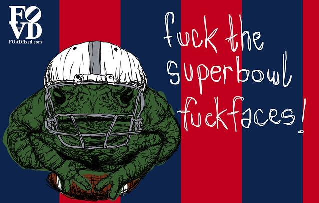 Message From The FOAD TOAD