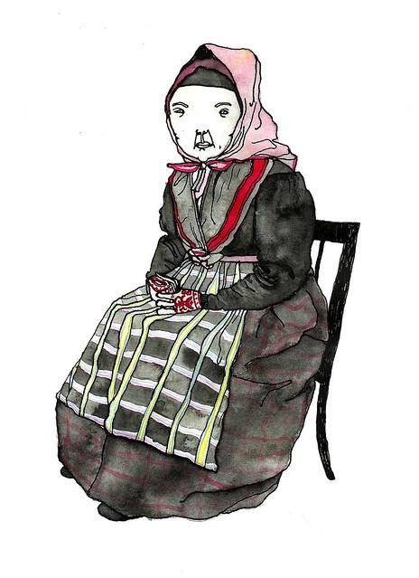 En kvinna från Valdres, Kristiania stift
