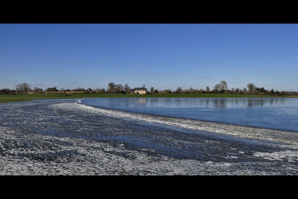 Marais gelé - Baupte (3383)