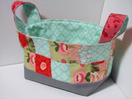 Bliss Fabric Basket