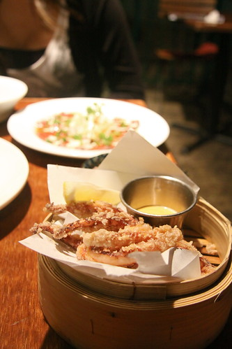 Guu w/ Garlic, Vancouver - Fried  Squid