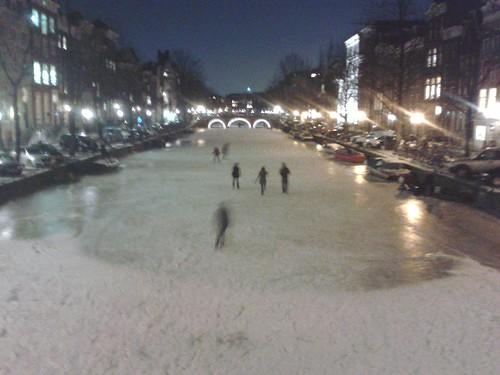Keizersgracht skaters