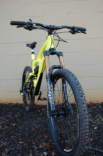 Ibis Mojo HD Custom Build 021