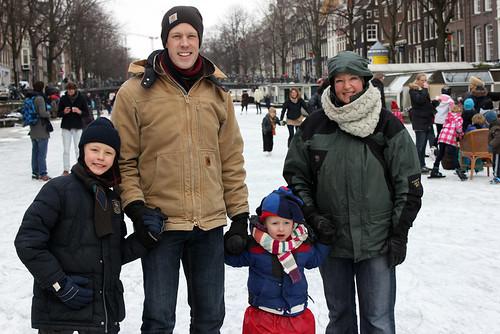 Amsterdam Ice - Asp Family Portrait 2