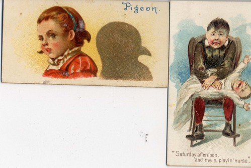 Duke Cigarette Cards Collection
