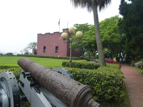 VTW14-Taipei-Tansui-Fort Domingo (9)