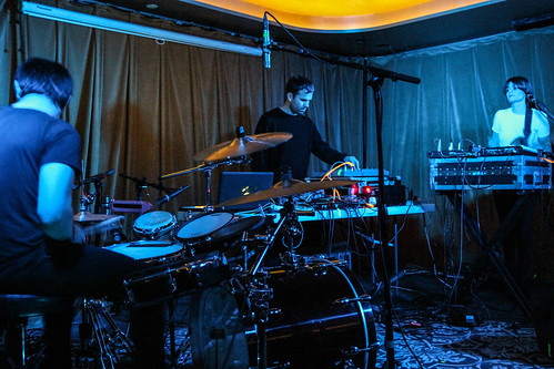 Live Review Factory Floor With DVA Damas And Stres At Barboza 4 8 14