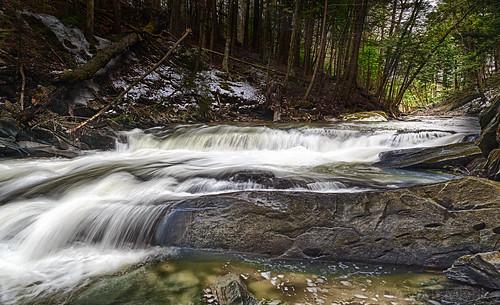 waterfall spring vermont unitedstates waterfalls jericho millbrookfalls