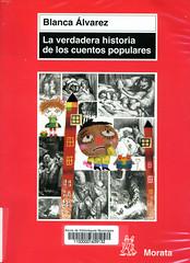 Blanca Álvarez, La verdadera historia de los cuentos populares