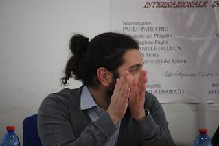 Paolo Paticchio - referente progetto Treno della Memoria