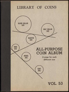 Library of Coins All-Purpose Coin Album