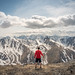 Looking into the Chugach by BradTombers