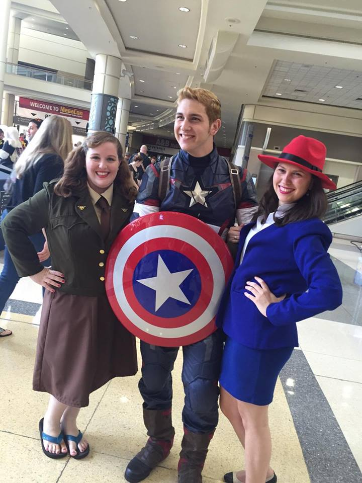 PHOTOS: MegaCon 2016 served up a plethora of Disney, Marvel and ...