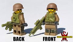 The Scorpion Commando