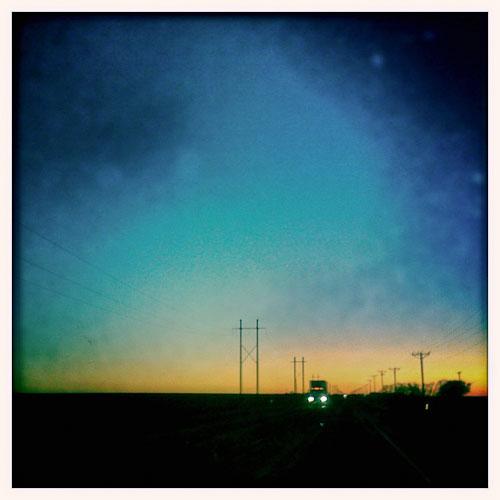 On the Road, Sundown