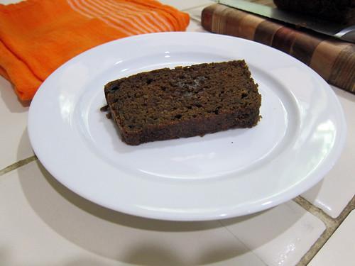 black sapote spice cake