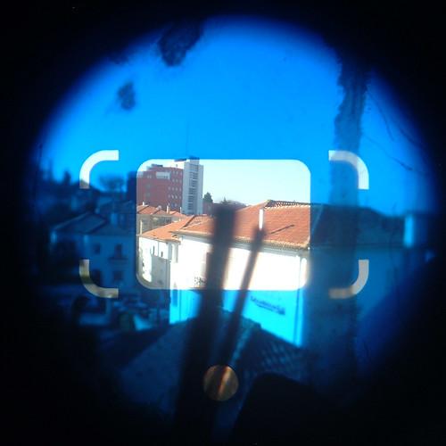 TTV Yashica 8-EIII 10 mm lens