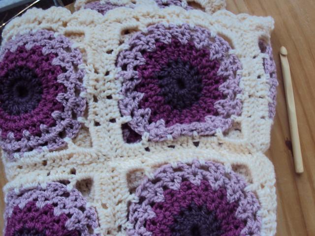 Mantas tejidas a crochet para bebé de verano - Imagui