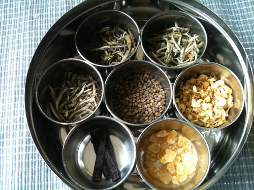 Zangvil Tea Components