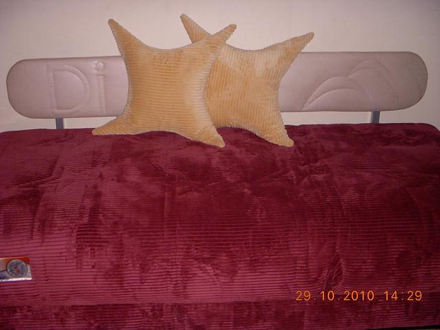 ספה מרוהטת של דיארקה