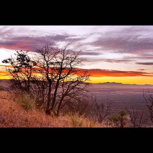 sunset arizona sierravista mg0710 ©2011harleypebley