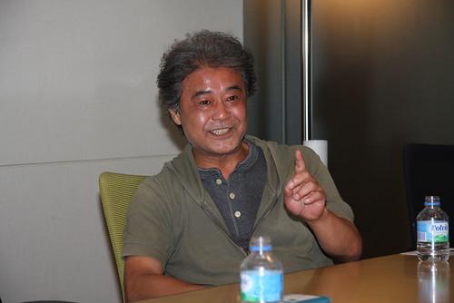 西尾大介〔Daisuke Nishio〕 2009 ver.