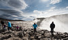 Dettifoss, the Most Powerful Waterfall in Europe IV - Rte 864 - Iceland by Nonac_eos