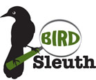 Bird Sleuth button