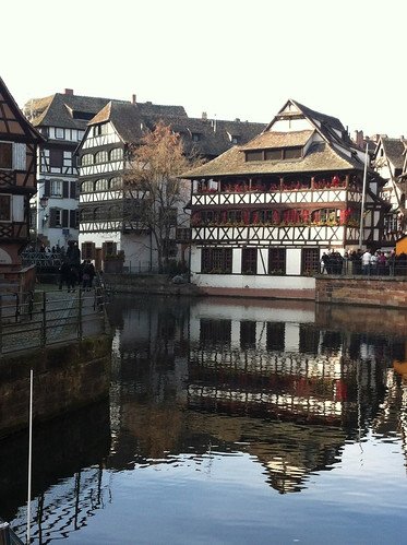 Strasbourg Building