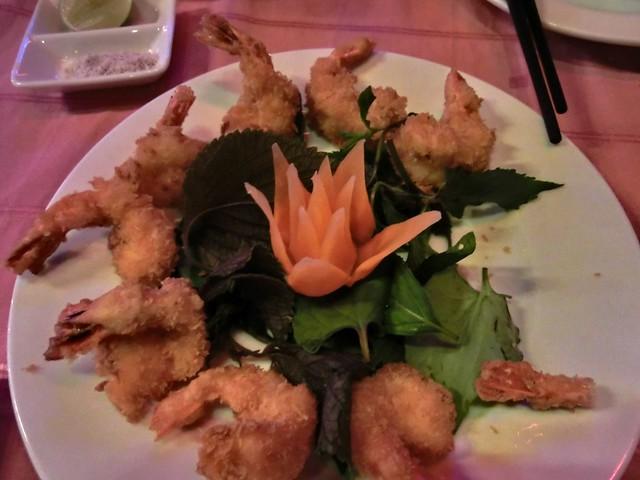 ベトナム ニャチャンビーチ 海鮮料理レストラン ゴック スーン(Ngoc Suong Restaurant)