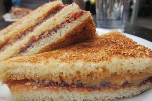 Joan's On Third: PBJ