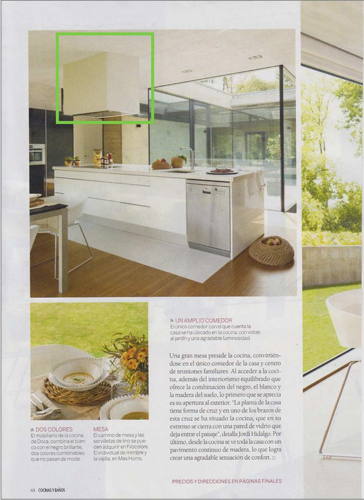 revista El Mueble - Cocinas y Baños nº 143   Aparición campa…   Flickr