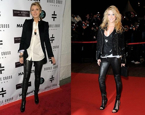 Blake-Lively-Kesha-leggings-cuero