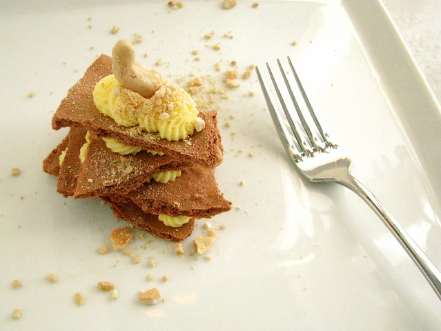 deconstructed sans rival