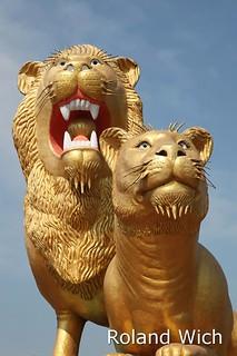Sihanoukville - Two Lions