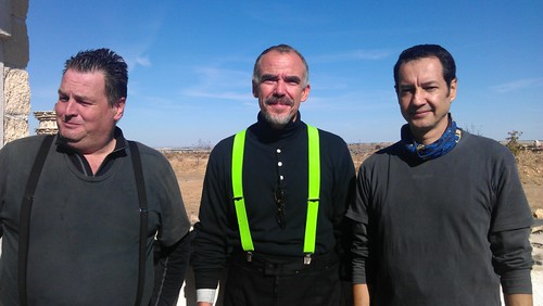 Ber,Joe y Javier