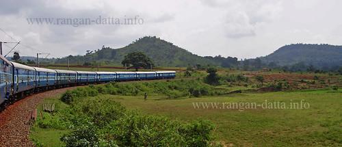 train vizag araku visakhapatnam easternghat