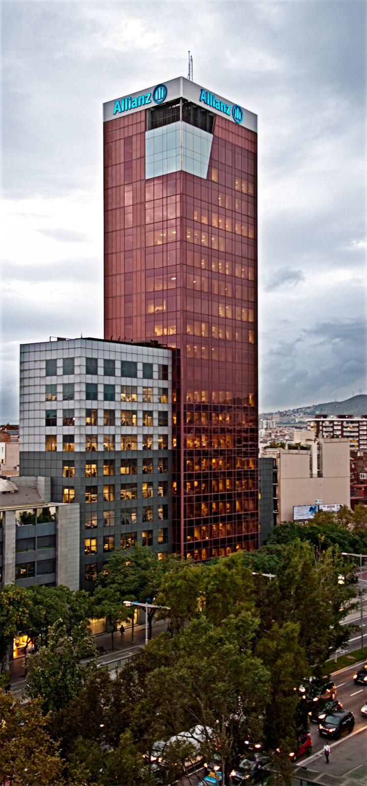 for Aigues de barcelona oficina