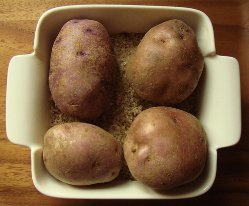 Potatoes To Roast