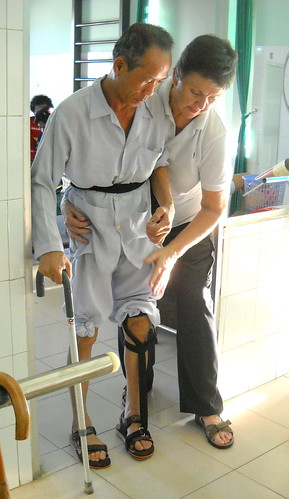 Virginia Gait-Training Stroke Patient