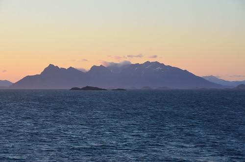 Approaching Bodø