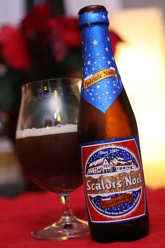 Brasserie Dubuisson Bush (Scaldis) Noël