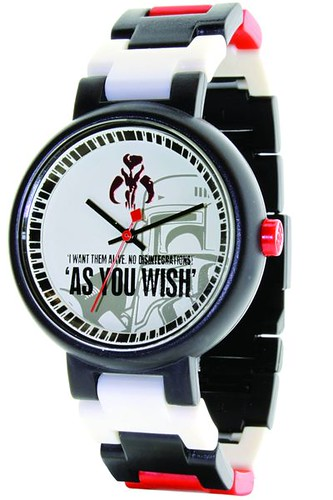 LEGO Boba Fett Adult Watch