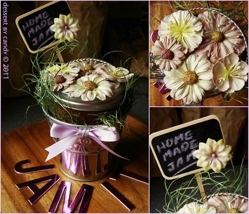 Flower Pot Jam