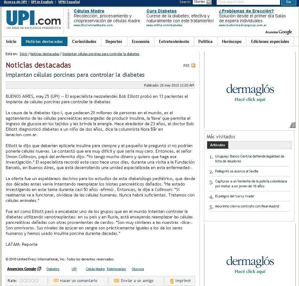 Site Espanol Upi 26-5-10