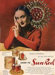 1946 Chen Yu Sun Red