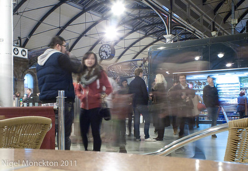 Newcastle Station - 4