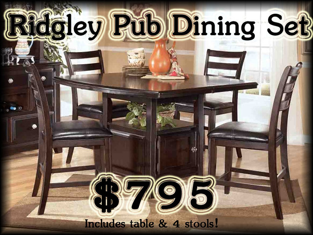 D520RIDGLEY $795