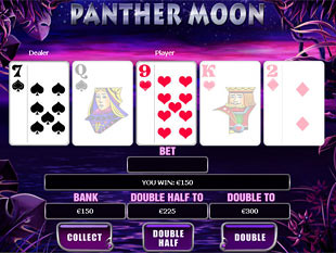 free Panther Moon Gambling Feature