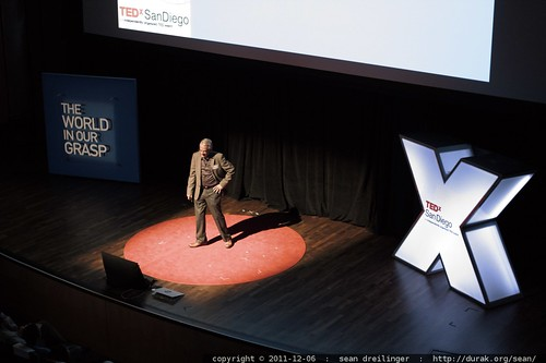 Veerabhadran Ramanathan of Scripps Institution of Oceanography speaks to TEDxSanDiego    MG 3786